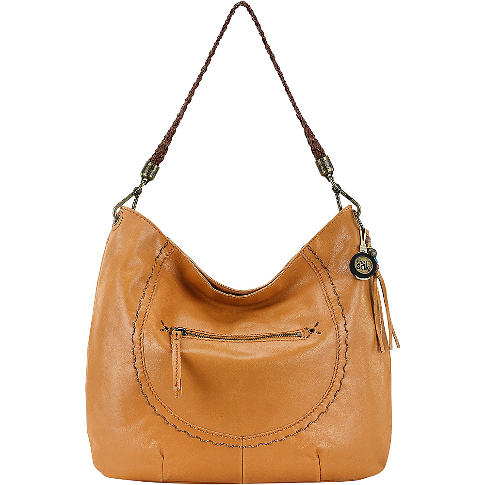 The Sak Indio Hobo Ochre The Sak Leather Handbags