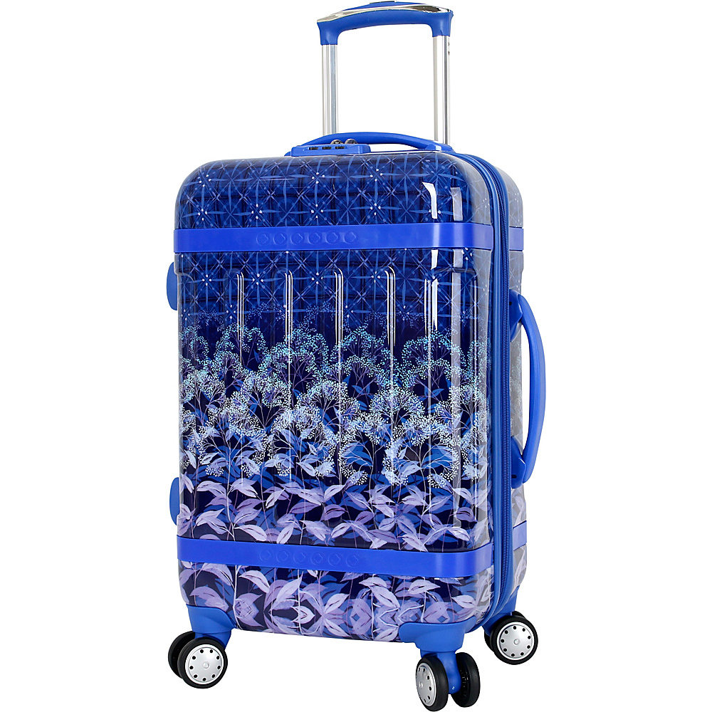 J World New York Taqoo Polycarbonate Carry on Art Luggage Dawn - J World New York Hardside Carry-On - Luggage, Hardside Carry-On