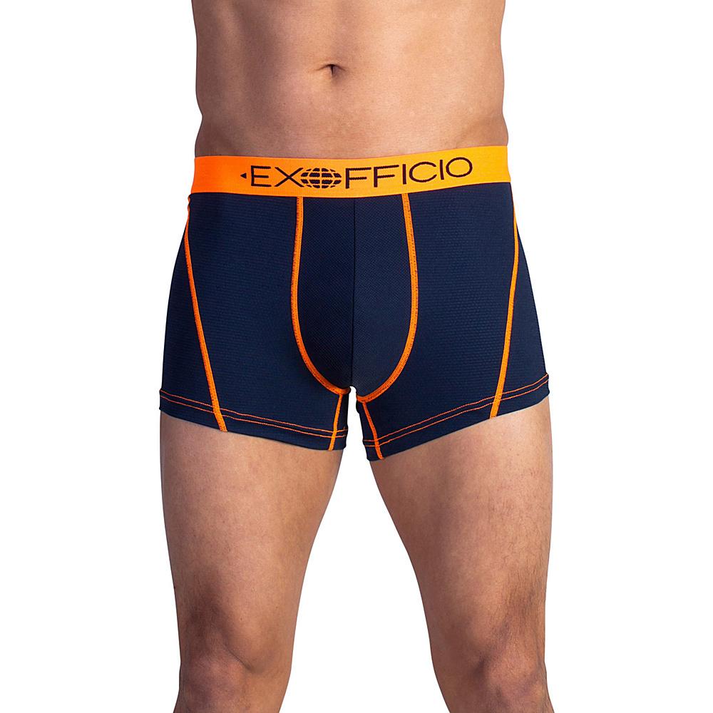 ExOfficio Give-N-Go Sport Mesh 3 Boxer Brief XL - Curfew - ExOfficio Mens Apparel - Apparel & Footwear, Men's Apparel