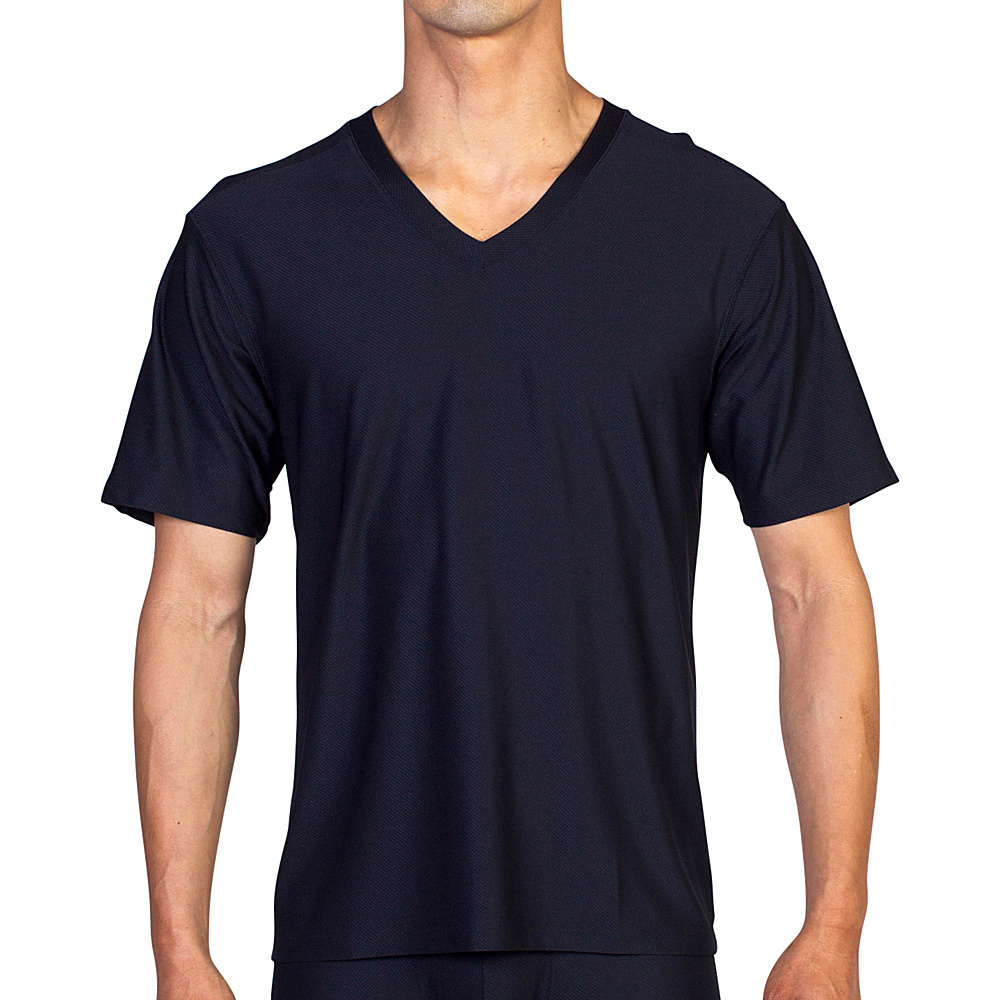 ExOfficio Give-N-Go V 2XL - Black - ExOfficio Mens Apparel - Apparel & Footwear, Men's Apparel