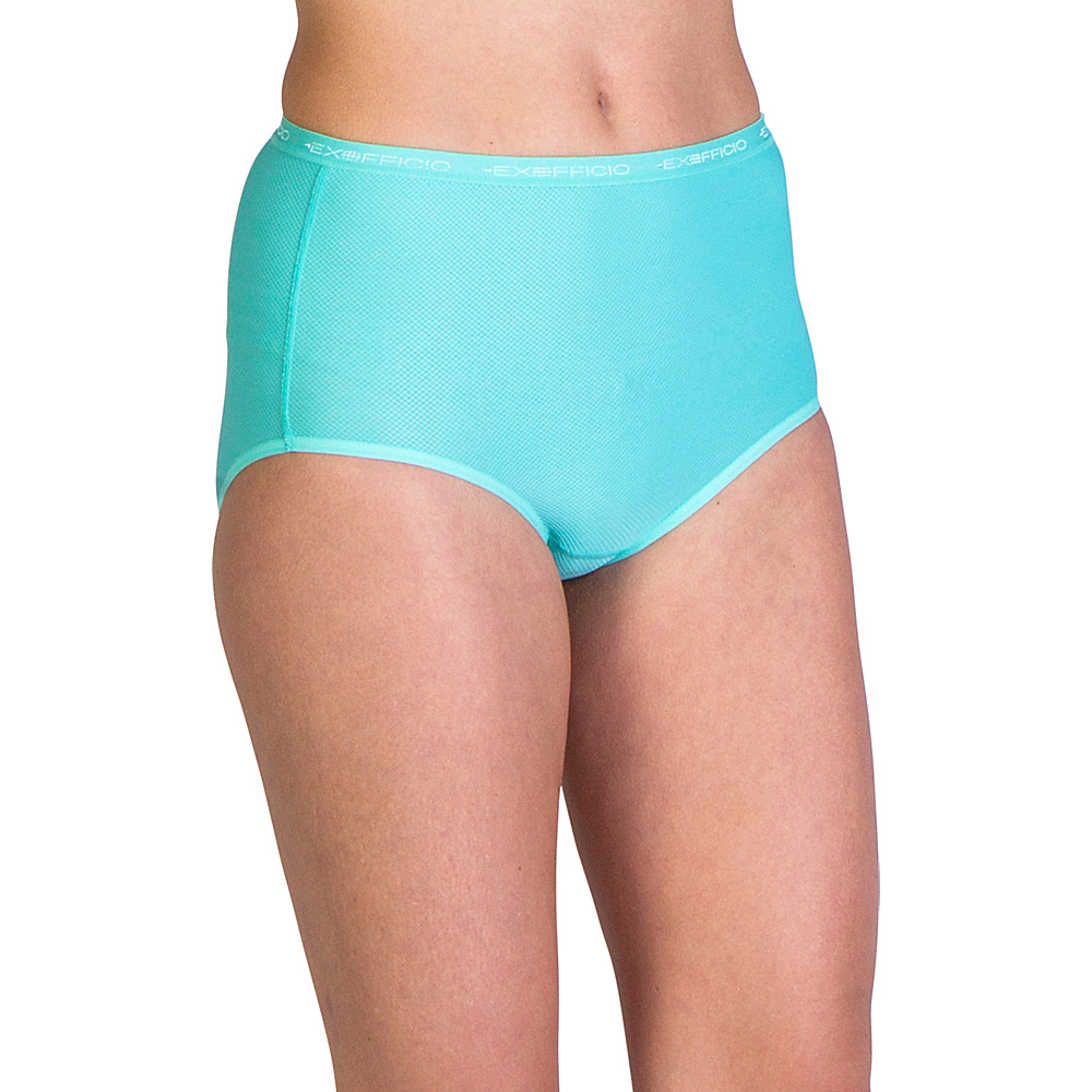 ExOfficio Give-N-Go Full Cut Brief XS - Isla - ExOfficio Womens Apparel - Apparel & Footwear, Women's Apparel