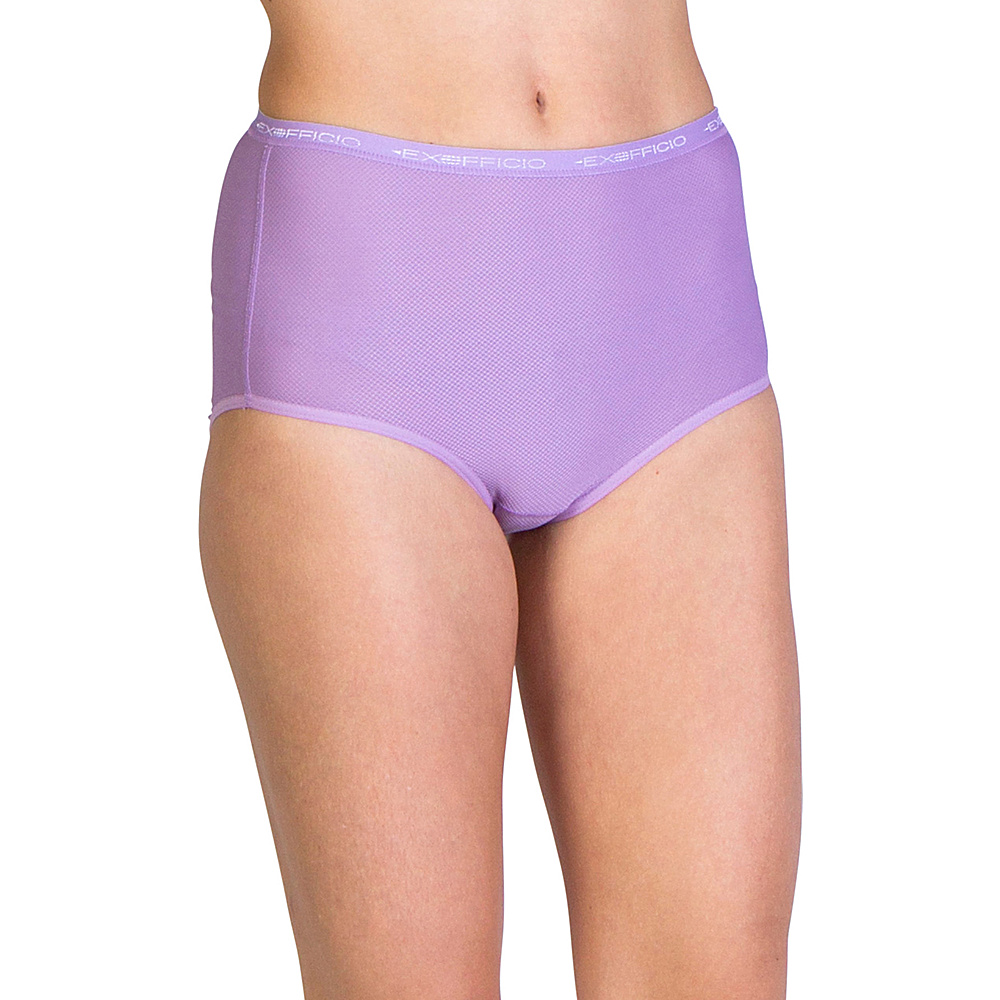 ExOfficio Give-N-Go Full Cut Brief S - Lupine - ExOfficio Womens Apparel - Apparel & Footwear, Women's Apparel