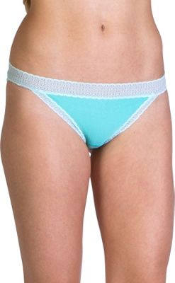 ExOfficio ExOfficio Give-N-Go Lacy Low Rise Bikini Brief S - Isla - ExOfficio Men's Apparel
