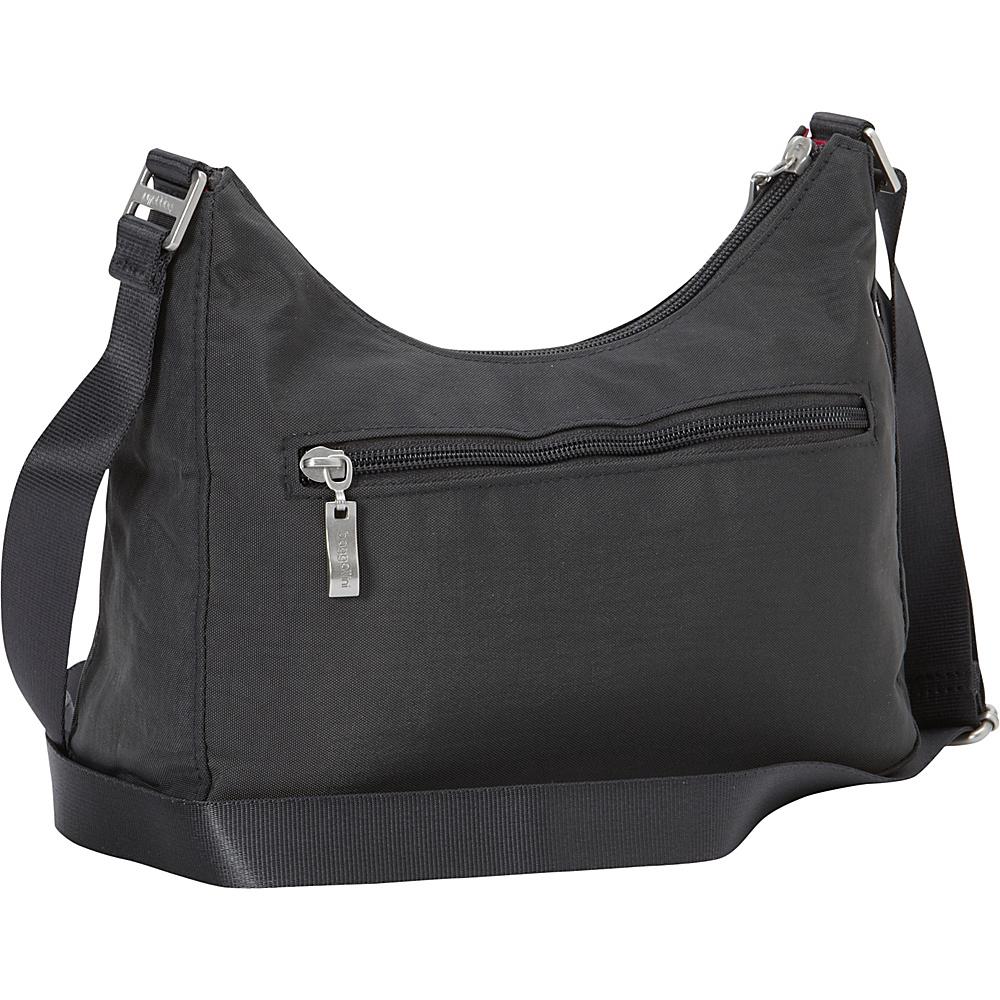 New Baggallini HOBO TOTE Purse Handbag BLACK lightweight ... |Hobo Travel