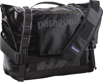 Patagonia Black Hole Messenger Black - Patagonia Messenger Bags