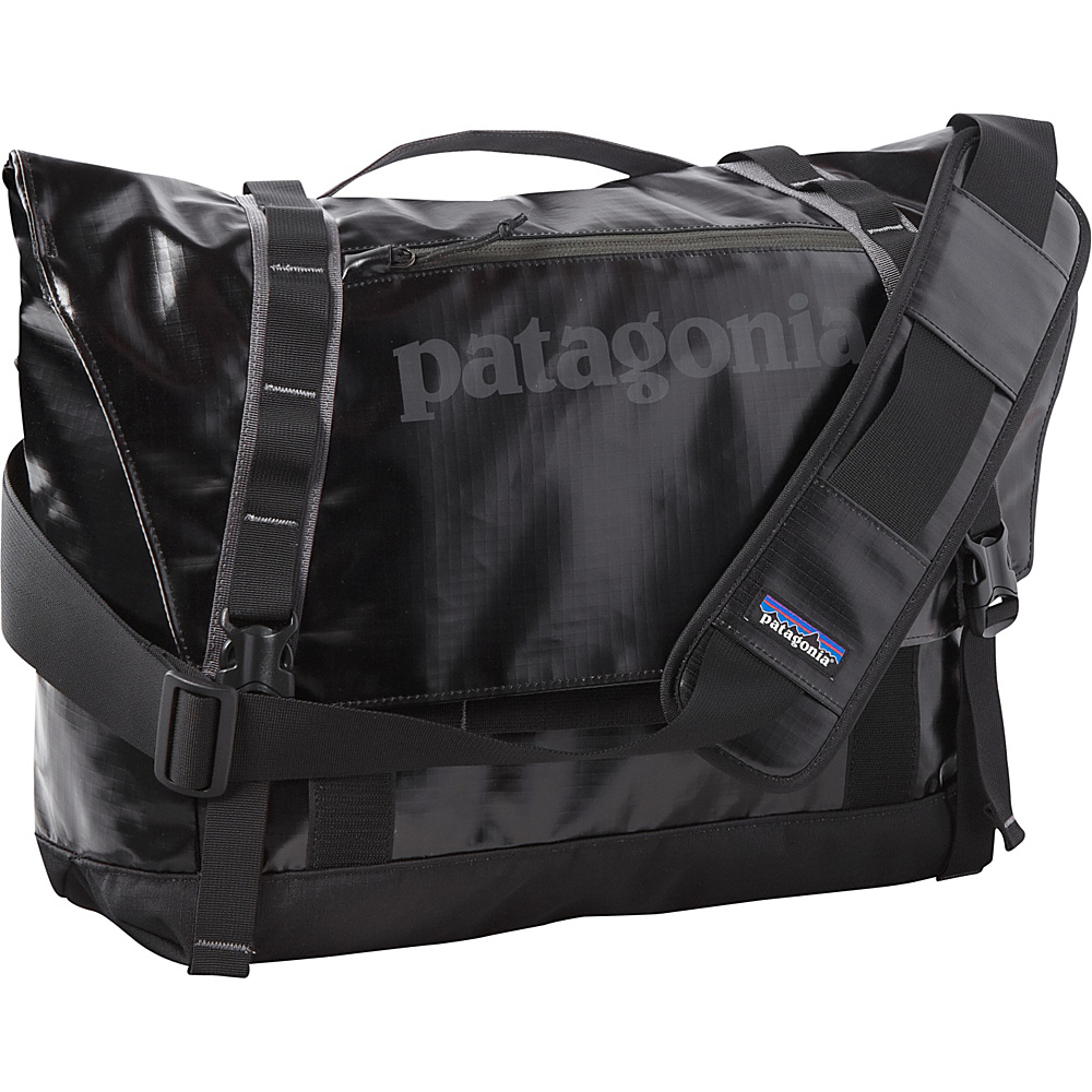 Patagonia Black Hole Messenger Black Patagonia Messenger Bags