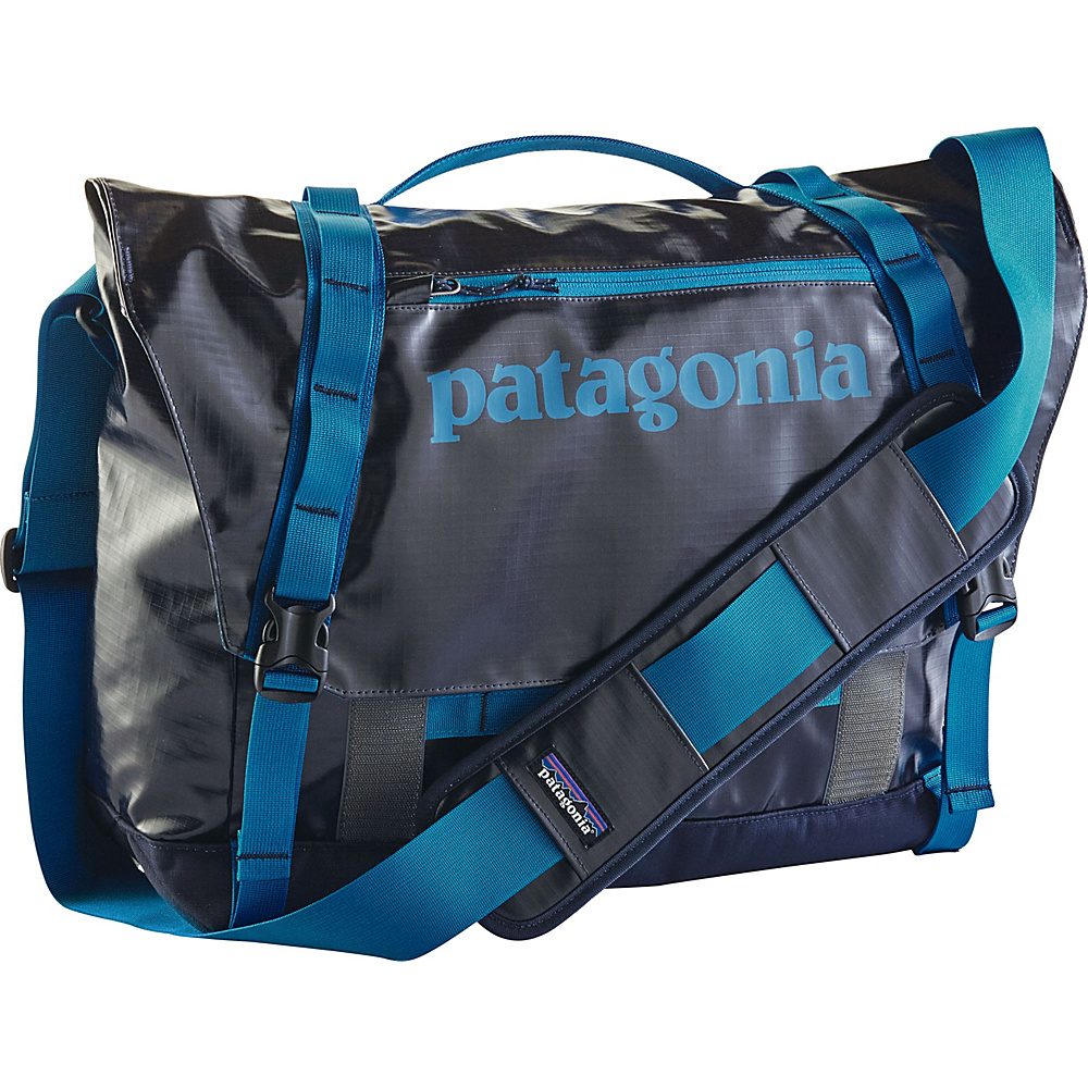 Patagonia Black Hole Messenger Navy Blue - Patagonia Messenger Bags - Work Bags & Briefcases, Messenger Bags