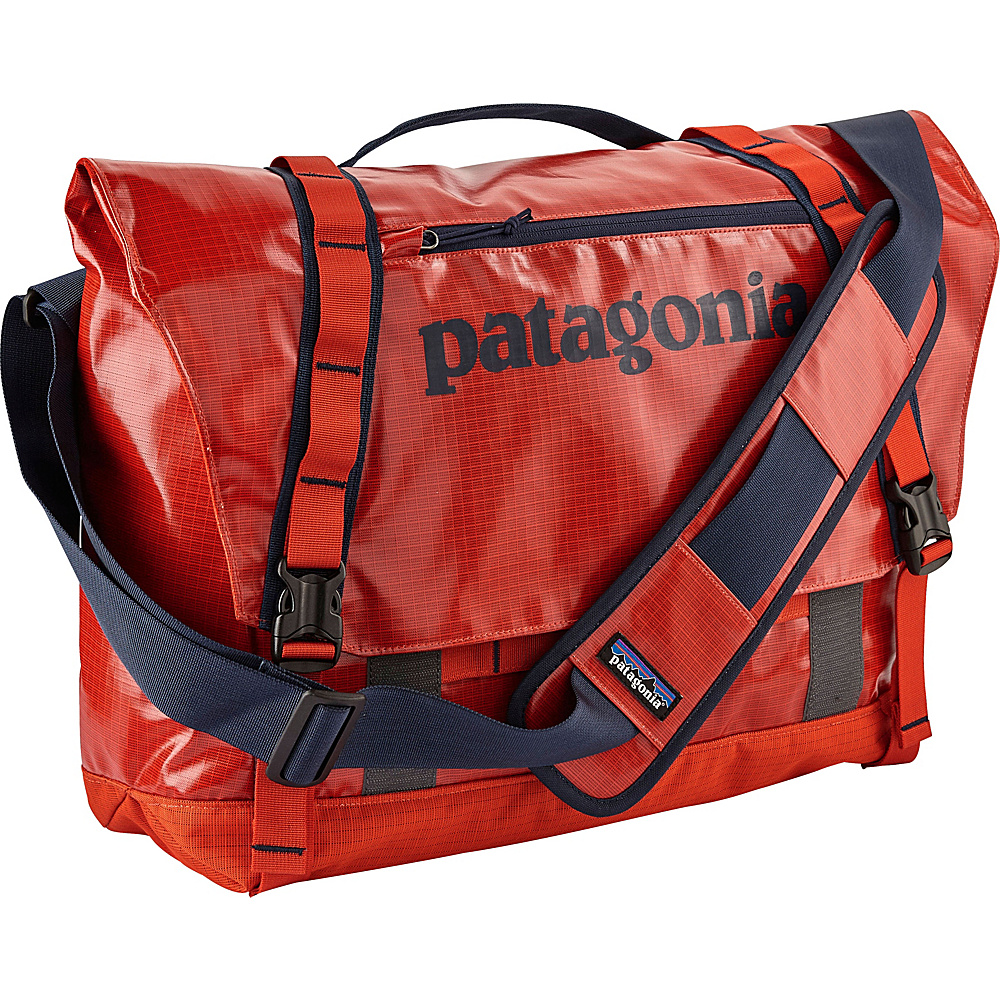 Patagonia Black Hole Messenger Paintbrush Red - Patagonia Messenger Bags - Work Bags & Briefcases, Messenger Bags