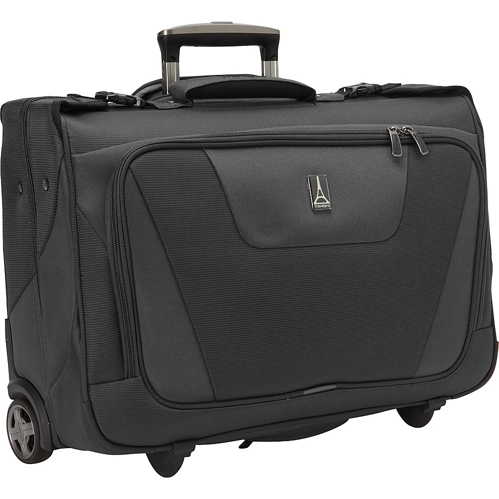 Travelpro Maxlite 4 Rolling Carry-On Garment Bag Black - Travelpro Garment Bags