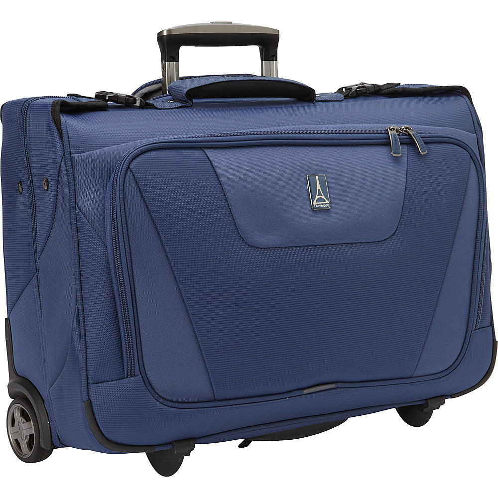 Travelpro Maxlite 4 Rolling Carry-On Garment Bag Blue - Travelpro Garment Bags