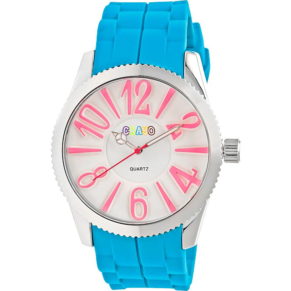 Crayo Magnificent Ladies Watch Cerulean Crayo Watches