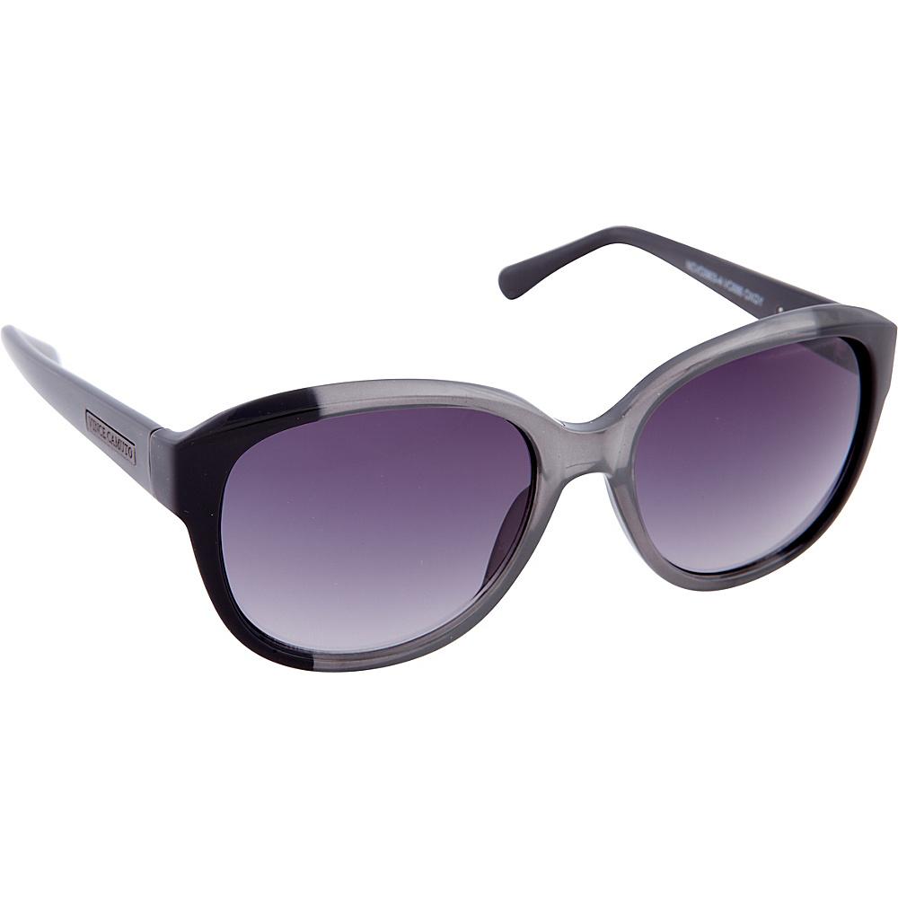 Vince Camuto Eyewear VC686 Sunglasses Black Grey Vince Camuto Eyewear Sunglasses