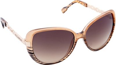 Rocawear Sunwear R3198 Women's Sunglasses Tan Grey - Rocawear Sunwear Sunglasses