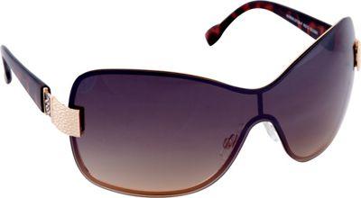 Rocawear Sunwear R572 Women's Sunglasses Gold Black - Rocawear Sunwear Sunglasses