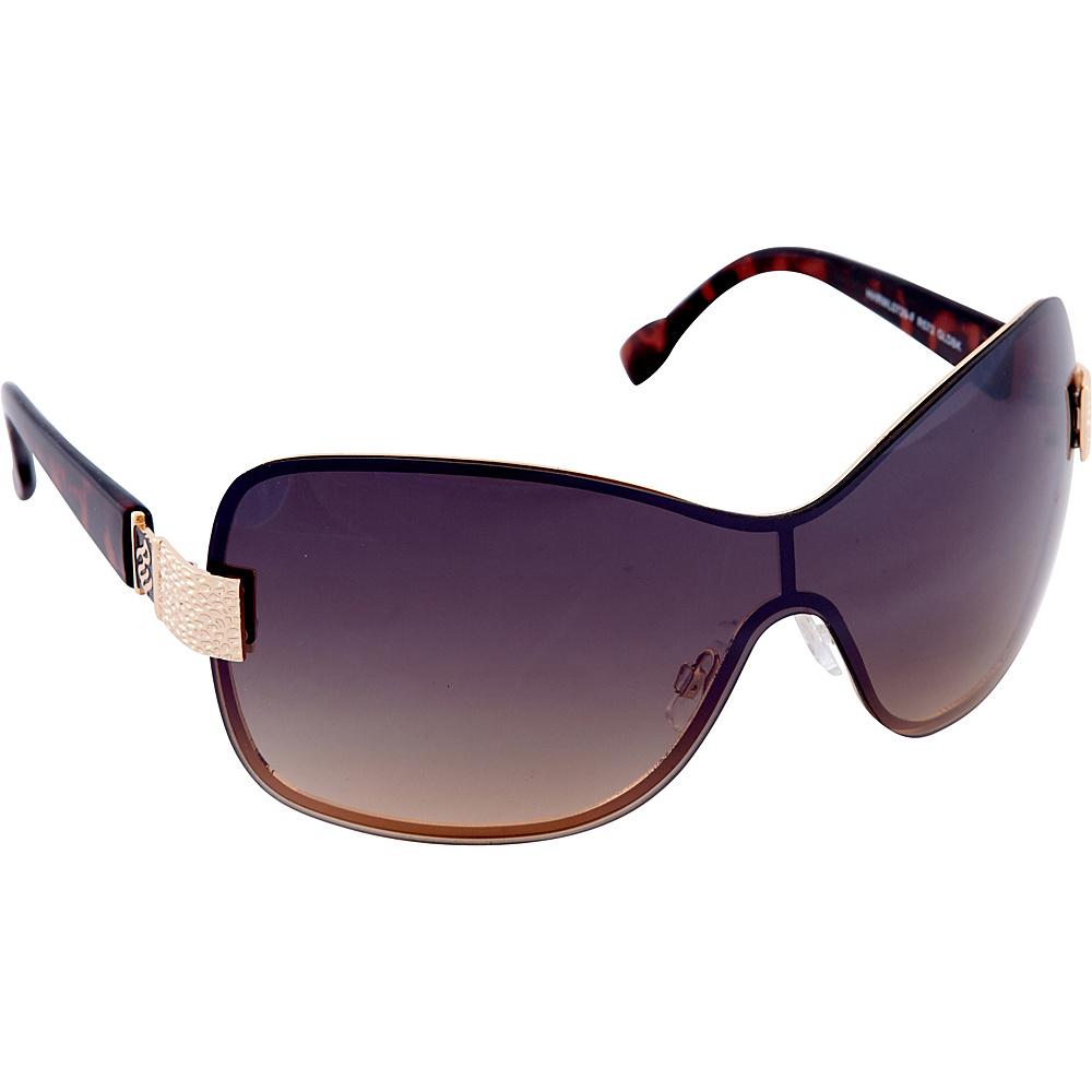 Rocawear Sunwear R572 Women s Sunglasses Gold Black Rocawear Sunwear Sunglasses