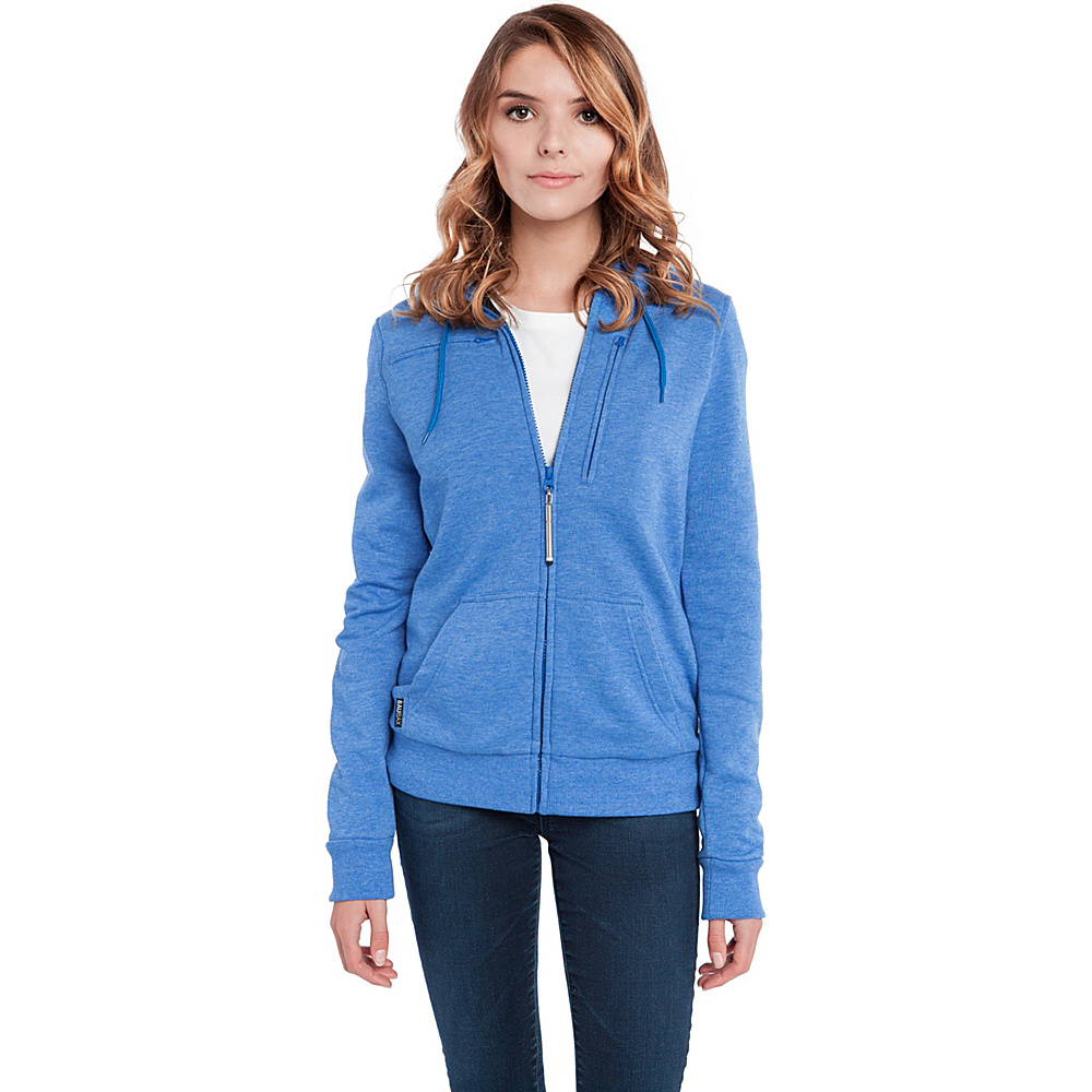 BAUBAX SWEATSHIRT 2XL Blue BAUBAX Women s Apparel