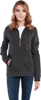 BAUBAX Women's Sweatshirt S - Charcoal - BAUBAX Women's Apparel