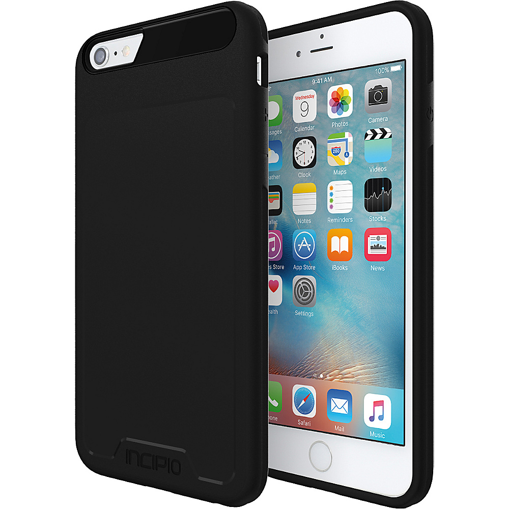 Incipio Performance Series Level 2 for iPhone 6 Plus / 6s Plus Black - Incipio Electronic Cases - Technology, Electronic Cases