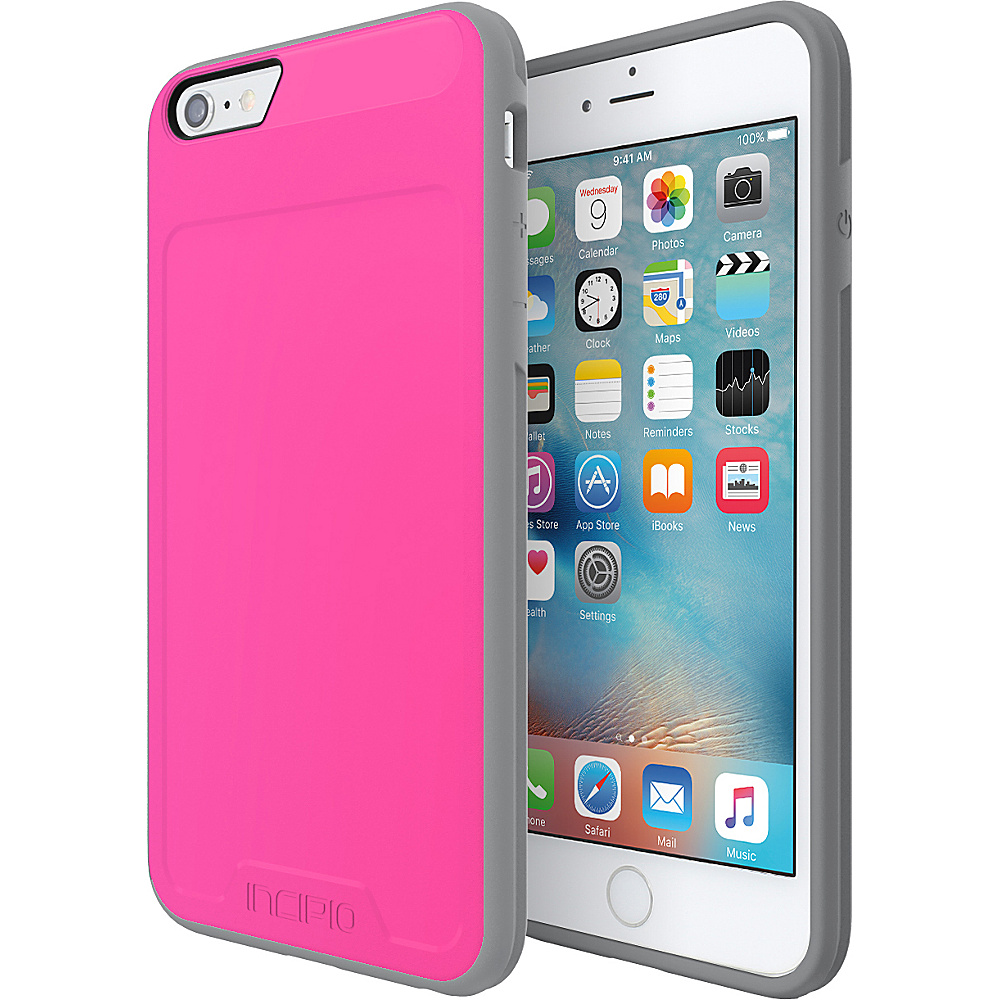 Incipio Performance Series Level 2 for iPhone 6 Plus / 6s Plus Pink - Incipio Electronic Cases - Technology, Electronic Cases