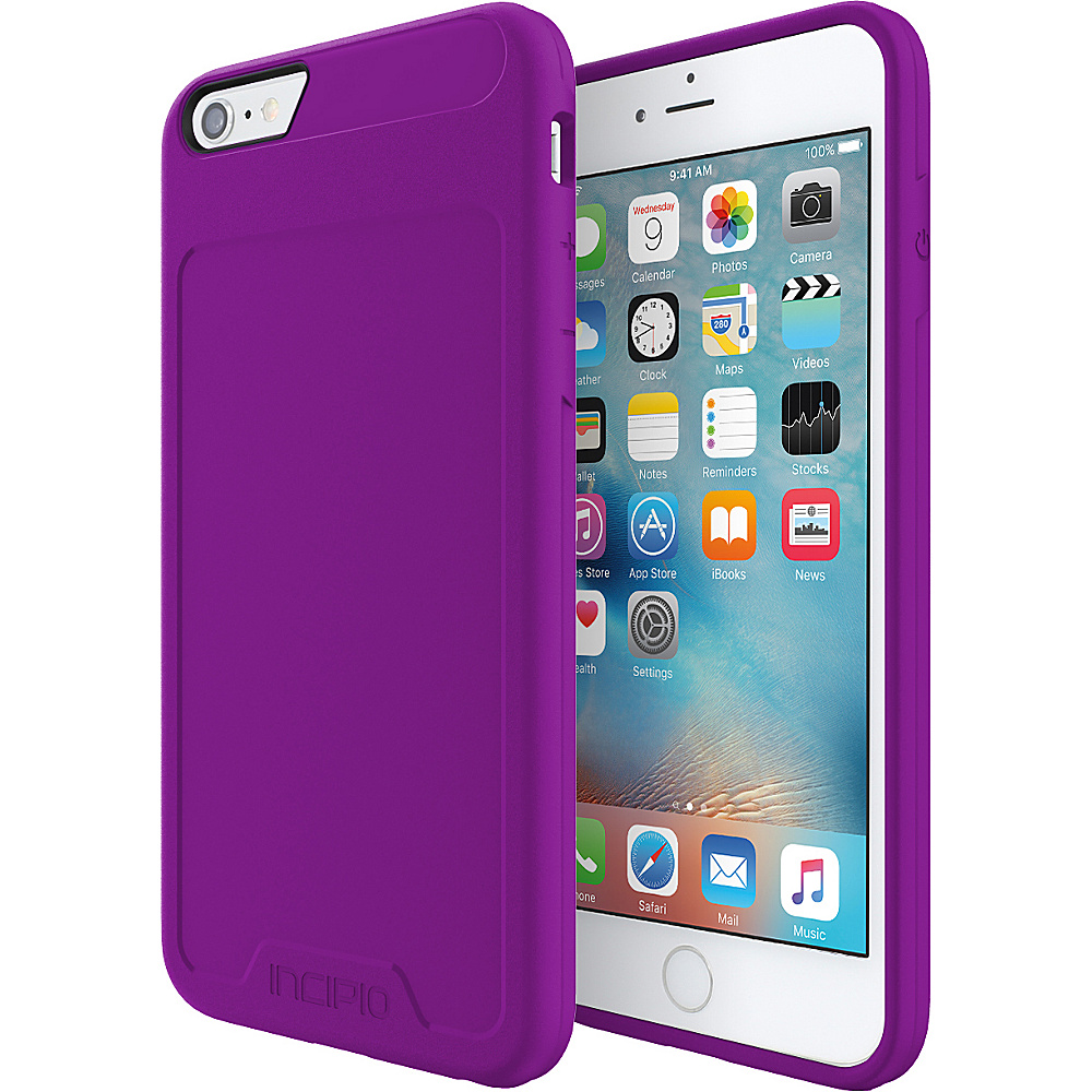 Incipio Performance Series Level 2 for iPhone 6 Plus / 6s Plus Purple - Incipio Electronic Cases - Technology, Electronic Cases