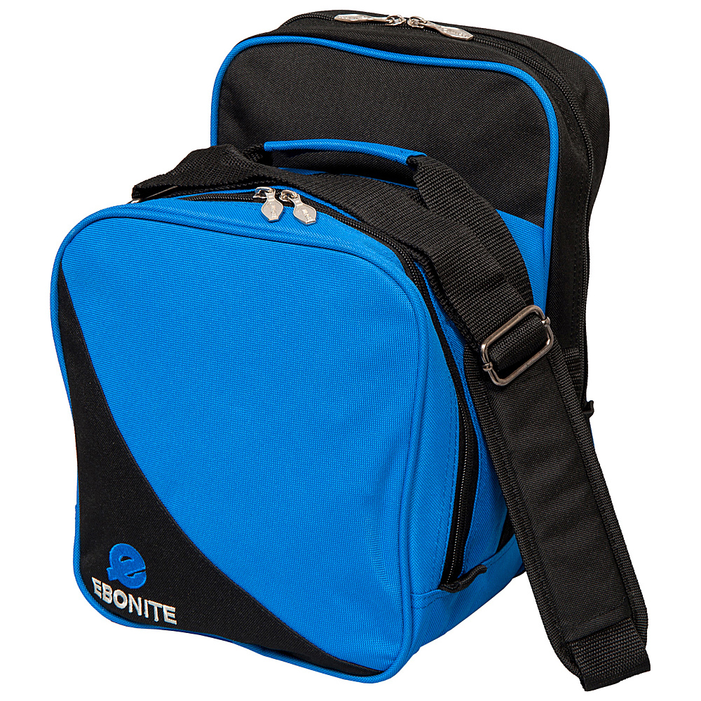 Ebonite Compact Shoulder Tote Blue Ebonite Bowling Bags
