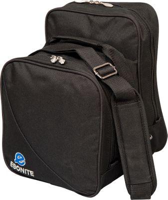 Ebonite Compact Shoulder Tote Black - Ebonite Bowling Bags