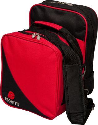 Ebonite Compact Shoulder Tote Red - Ebonite Bowling Bags