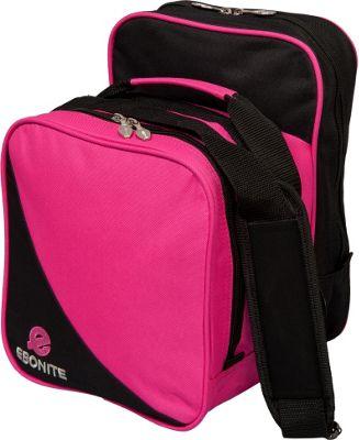 Ebonite Compact Shoulder Tote Pink - Ebonite Bowling Bags