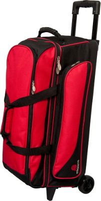 Ebonite Transport III Ball Roller Red - Ebonite Bowling Bags