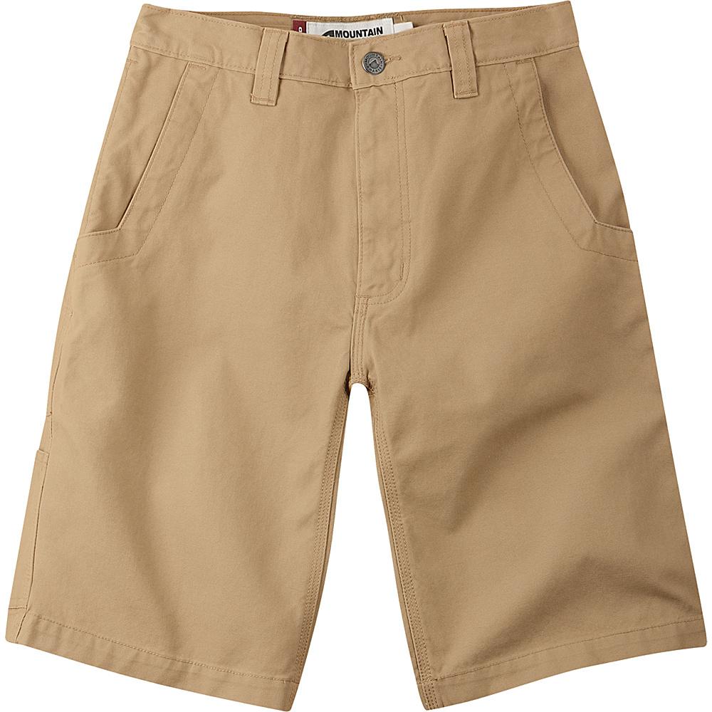Mountain Khakis Alpine Utility Shorts 34 - 11in - Yellowstone - Mountain Khakis Mens Apparel - Apparel & Footwear, Men's Apparel