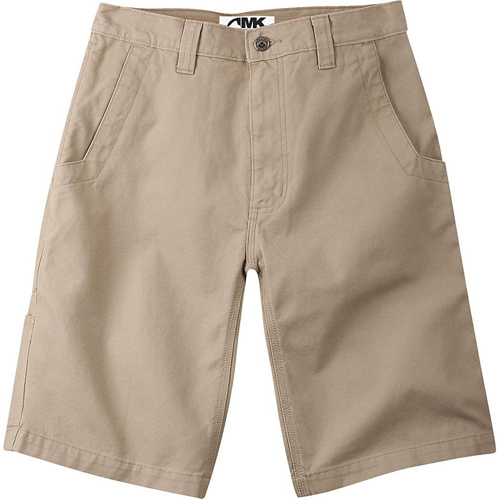 Mountain Khakis Alpine Utility Shorts 31 - 7in - Freestone - Mountain Khakis Mens Apparel - Apparel & Footwear, Men's Apparel