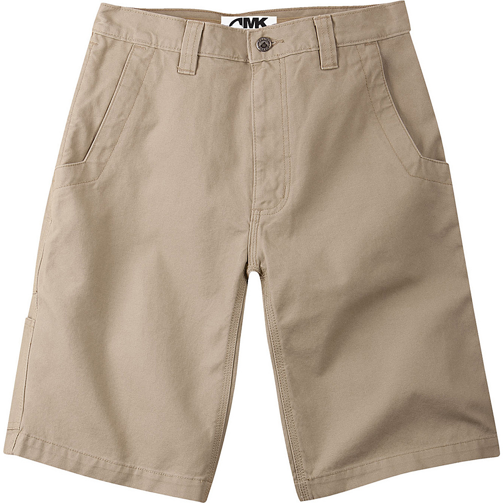 Mountain Khakis Alpine Utility Shorts 42 - 7in - Freestone - Mountain Khakis Mens Apparel - Apparel & Footwear, Men's Apparel