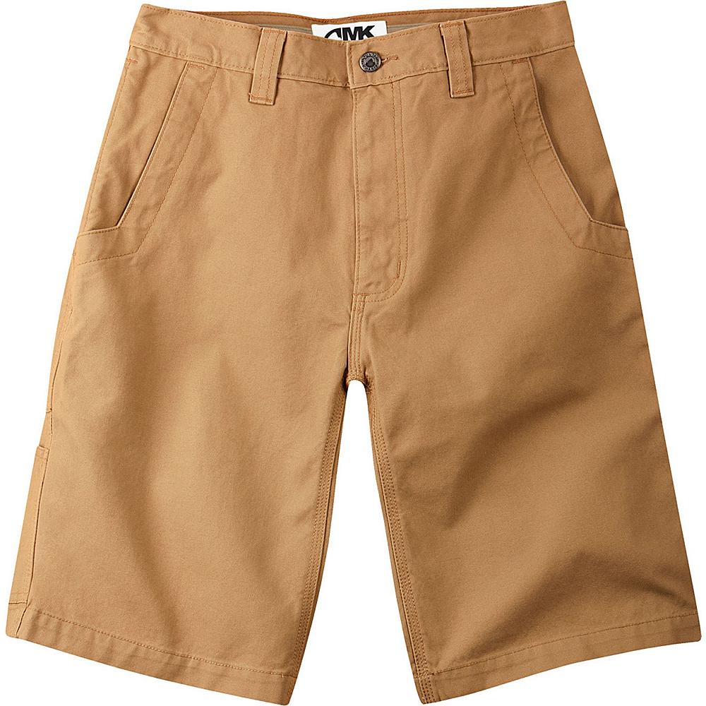 Mountain Khakis Alpine Utility Shorts 33 - 11in - Ranch - Mountain Khakis Mens Apparel - Apparel & Footwear, Men's Apparel