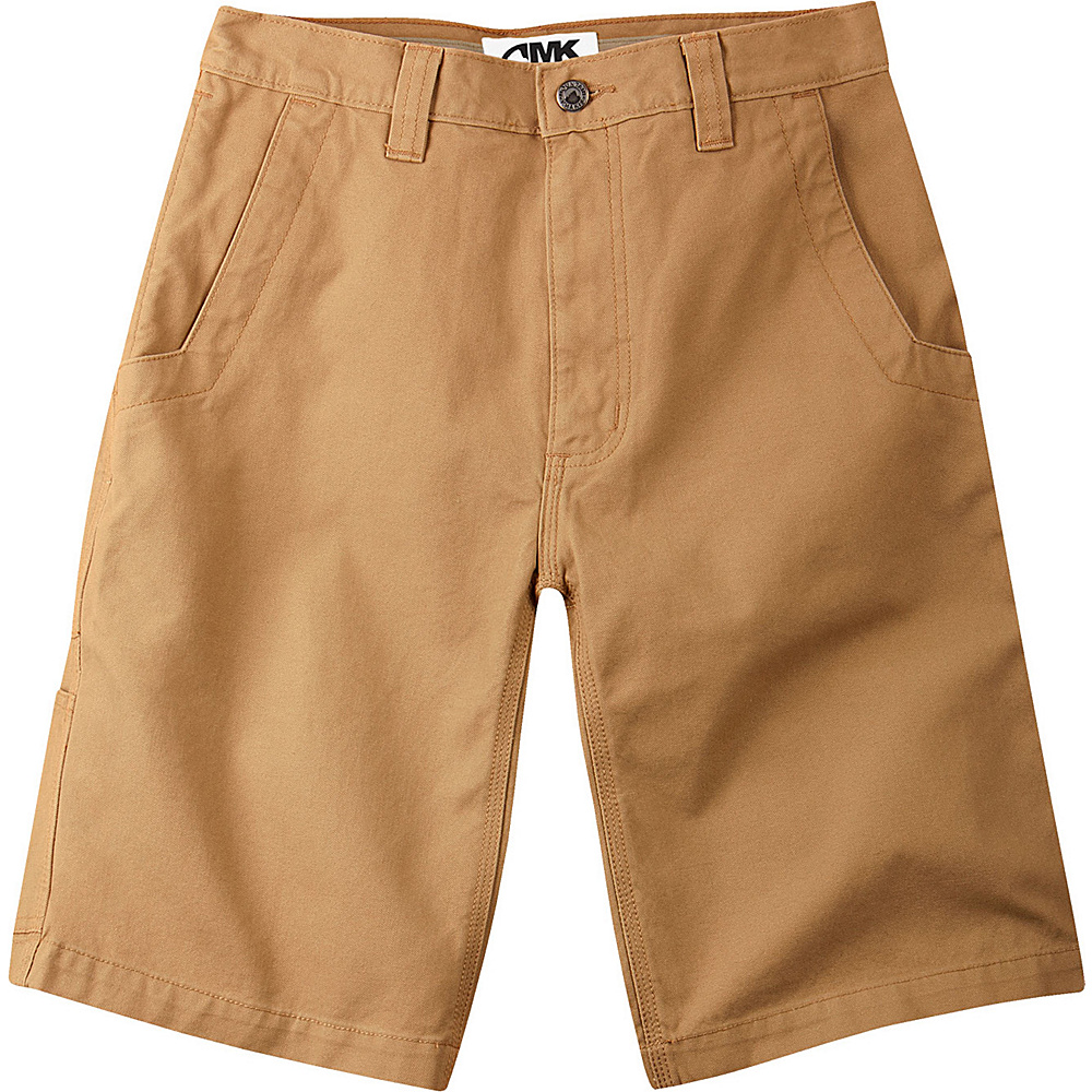 Mountain Khakis Alpine Utility Shorts 34 - 9in - Ranch - Mountain Khakis Mens Apparel - Apparel & Footwear, Men's Apparel