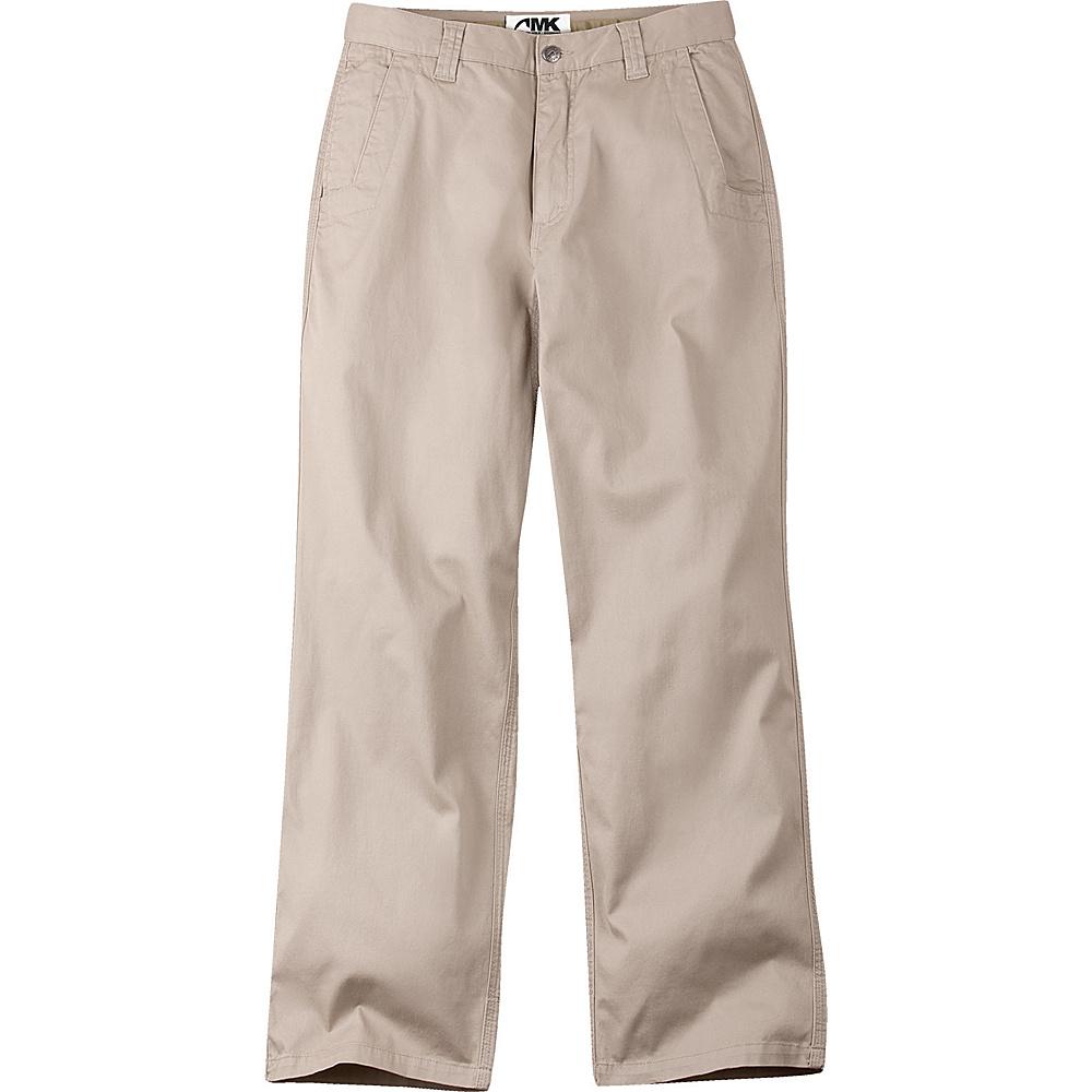 Mountain Khakis Lake Lodge Twill Pant 34 - 30in - Classic Khaki - Mountain Khakis Mens Apparel - Apparel & Footwear, Men's Apparel