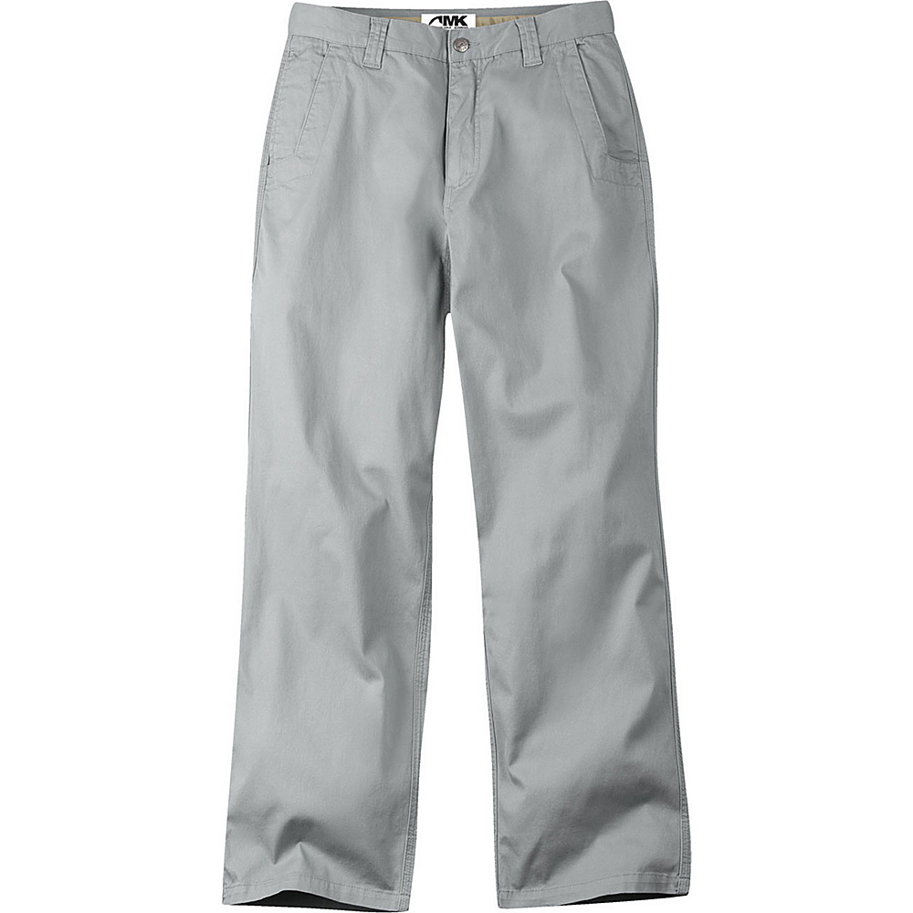 Mountain Khakis Lake Lodge Twill Pant 38 - 32in - Willow - Mountain Khakis Mens Apparel - Apparel & Footwear, Men's Apparel