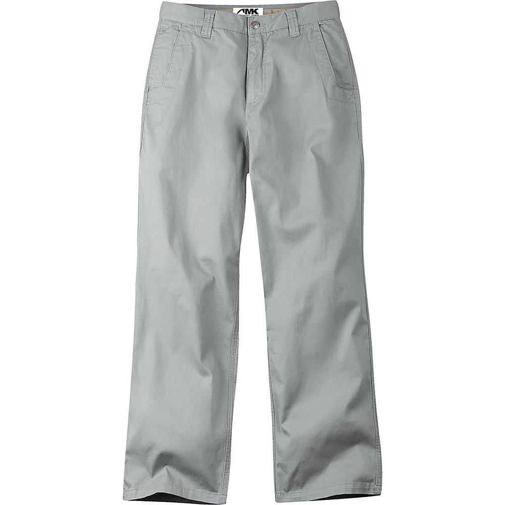 Mountain Khakis Lake Lodge Twill Pant 38 - 36in - Willow - Mountain Khakis Mens Apparel - Apparel & Footwear, Men's Apparel