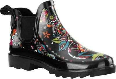 Sakroots Rhyme Ankle Rain Boot 10 - M