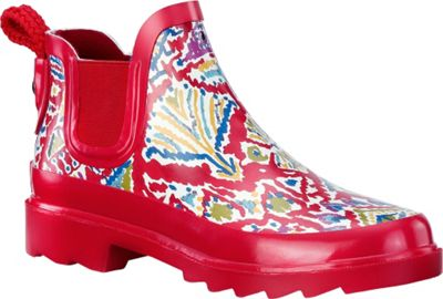 Sakroots Rhyme Ankle Rain Boot 9 - M