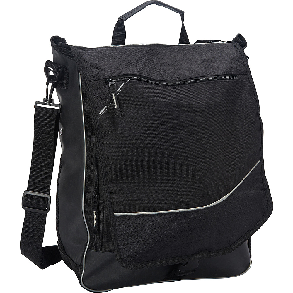 Goodhope Bags Two Way Computer Messenger Bag Black Goodhope Bags Messenger Bags