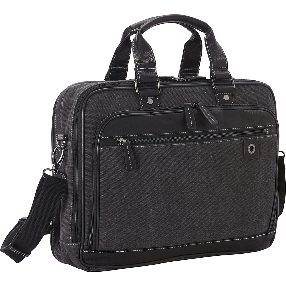 Goodhope Bags The Noble Scan Express Brief Black Goodhope Bags Non Wheeled Business Cases