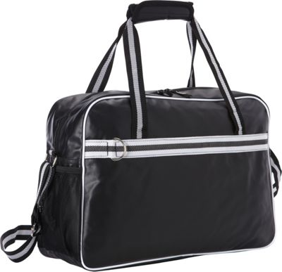 Goodhope Bags Metro Duffel Black - Goodhope Bags Luggage Totes and Satchels