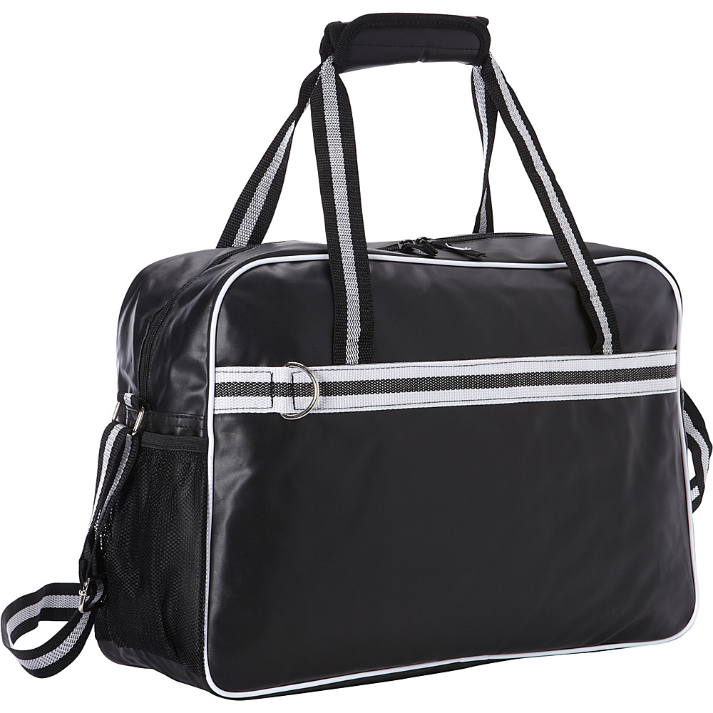 Goodhope Bags Metro Duffel Black Goodhope Bags Luggage Totes and Satchels