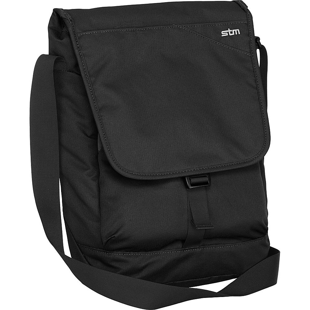 STM Bags Linear Small Shoulder Bag Black STM Bags Messenger Bags