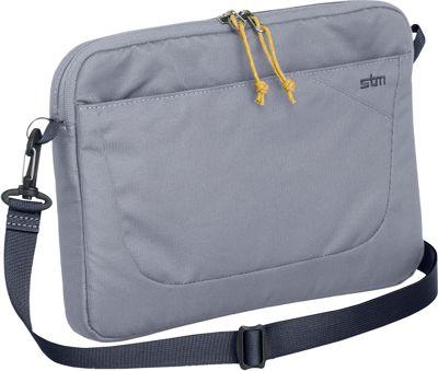 STM Goods Blazer Medium Sleeve Frost Grey - STM Goods Messenger Bags