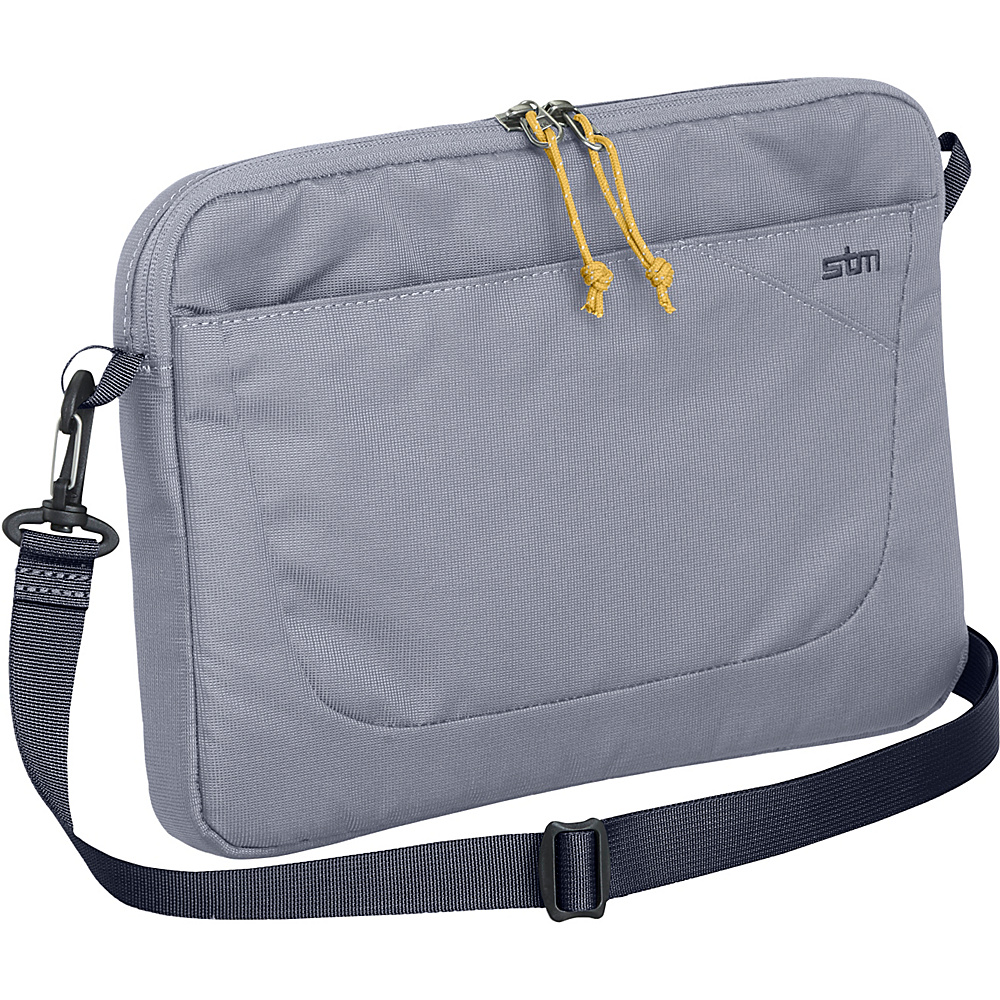 STM Bags Blazer Medium Sleeve Frost Grey STM Bags Messenger Bags