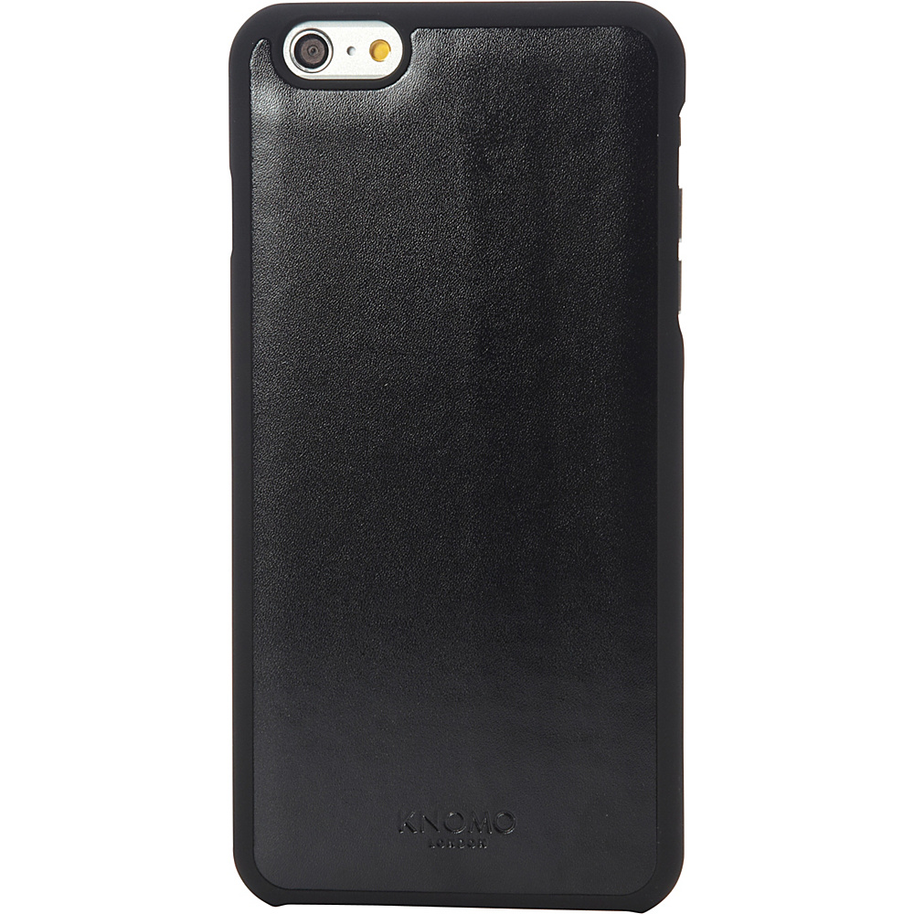 KNOMO London Magnet Open Face iPhone 6 6S Case Black KNOMO London Electronic Cases