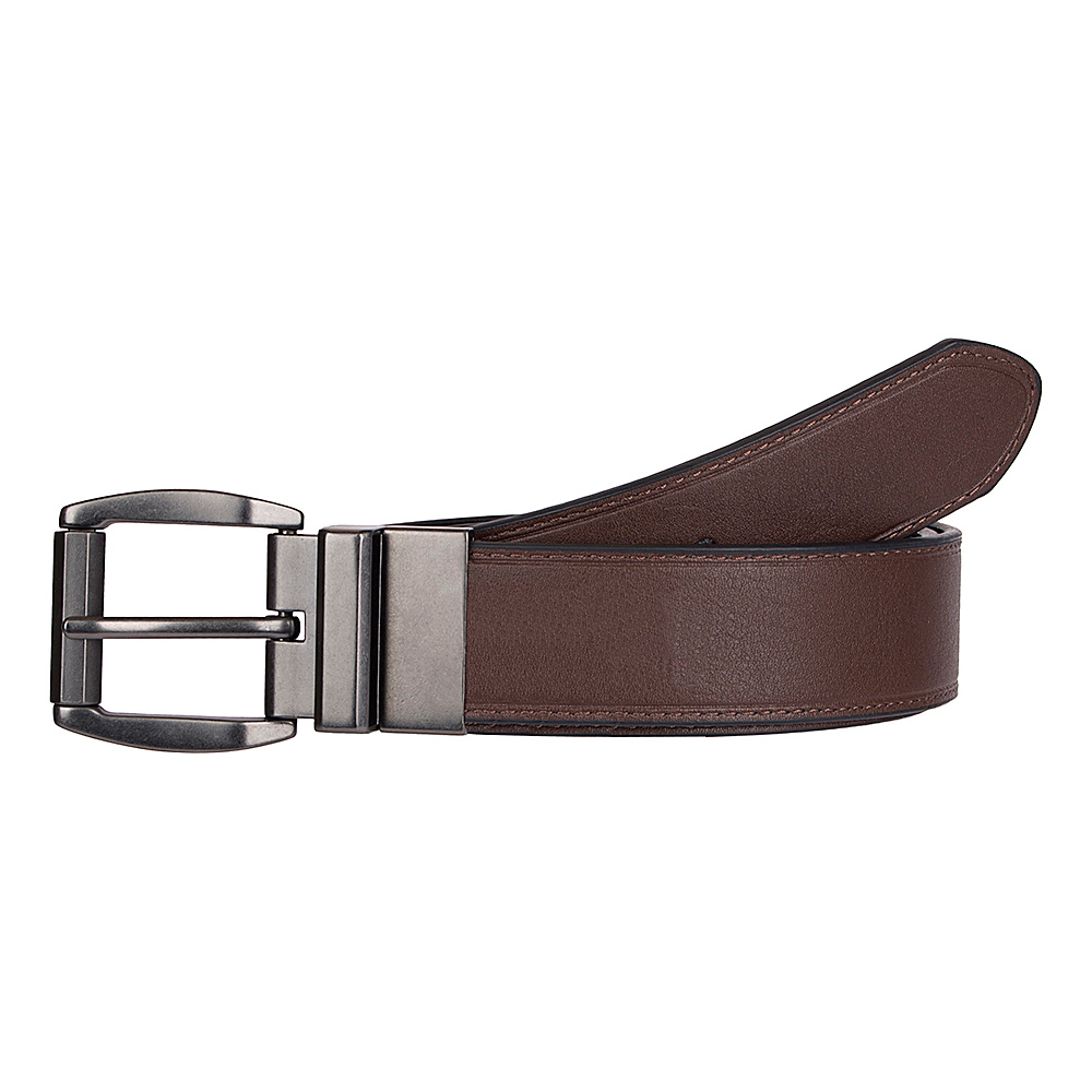 Levi s 40MM Reversible w Twist Buckle Black Brown 42 Levi s Other Fashion Accessories