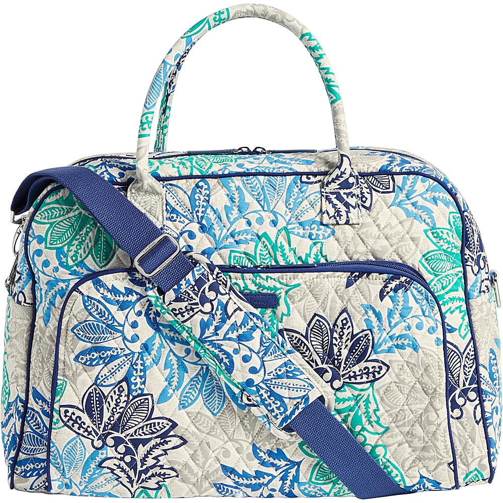 Vera Bradley Weekender Santiago - Vera Bradley Luggage Totes and Satchels - Luggage, Luggage Totes and Satchels