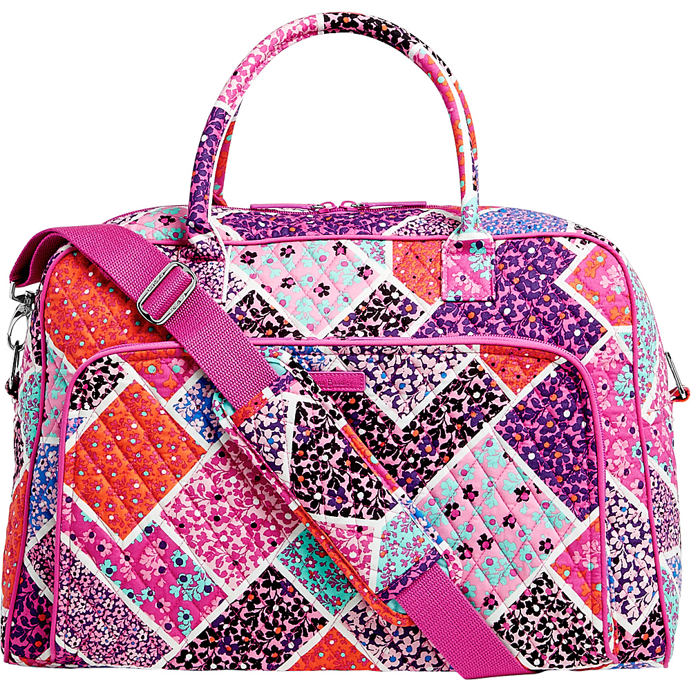 Vera Bradley Weekender Modern Medley - Vera Bradley Luggage Totes and Satchels - Luggage, Luggage Totes and Satchels